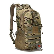 купить 8colors Multicam Military Tactical Backpack Unisex Outdoor Sports Camping Hiking Mountaineering Backpack Waterproof Travel Bag дешево