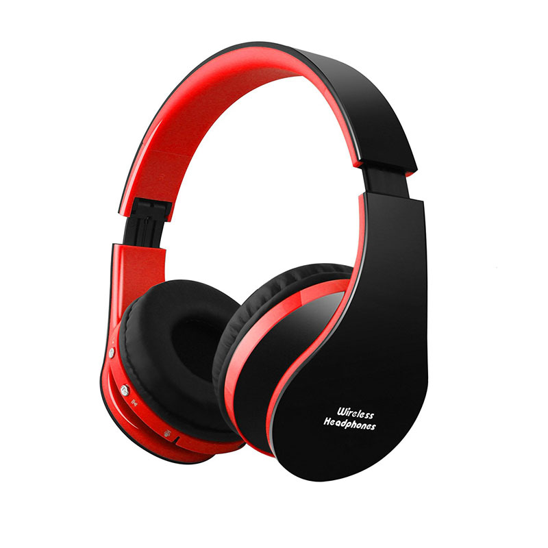 Wireless Bluetooth Headphones Child Headset with Bluetooth 4.1 Stereo Microphone for Music Foldable Sport Earphone Wired Headset