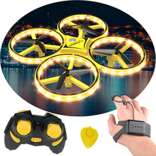 אדום 2.4G Quadcopter RC