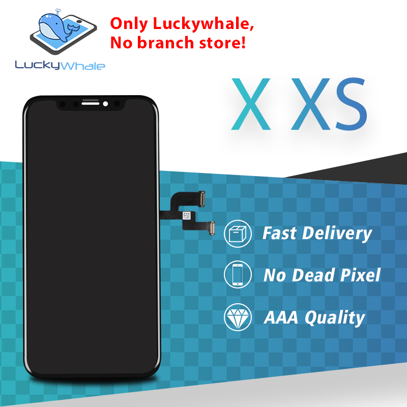 High Quality OLED For iPhone X XS XR OEM  LCD Display Touch Digitizer Screen Replacement Assembly with 3D Touch-in Mobile Phone LCD Screens from Cellphones & Telecommunications    1