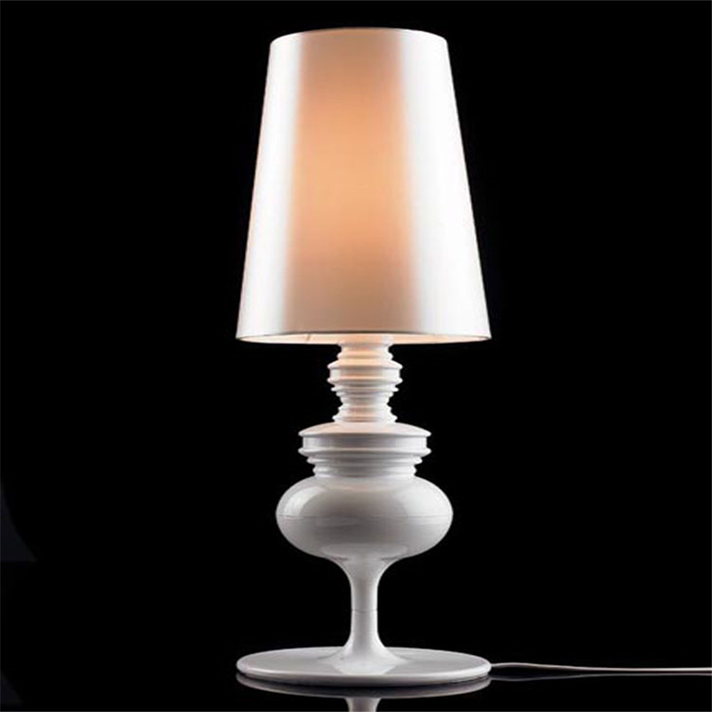 Aliexpress.com : Buy Large White/Black/Gold/Silver Modern Table Lamp  Bedroom Living Room Decoration Designer Desk Lamp Study Reading Bedside TLL  295 From ... Part 38