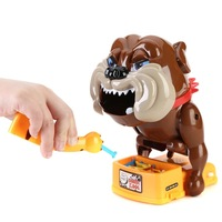 Be Careful Bulldog Most Industries Scary Toys Be Careful The Dog Hot Style Desktop Parent child Game