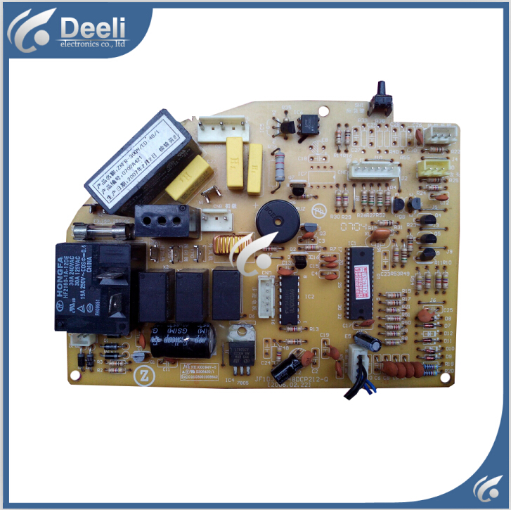 ФОТО 95% new good working Original for Chigo air conditioning Computer board ZKFR-30GW/E JF1DJ46/48DCP212-Q board good working