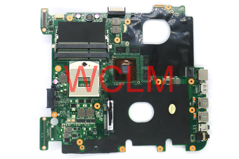 free shipping NEW brand original N43S N43SN N43SL laptop motherboard MAIN BOARD mainboard N12P-GT-A1 100% Tested Working Well free shipping new original g55vw motherboard main board mainboard gt660m video card n13p ge a2 100% tested