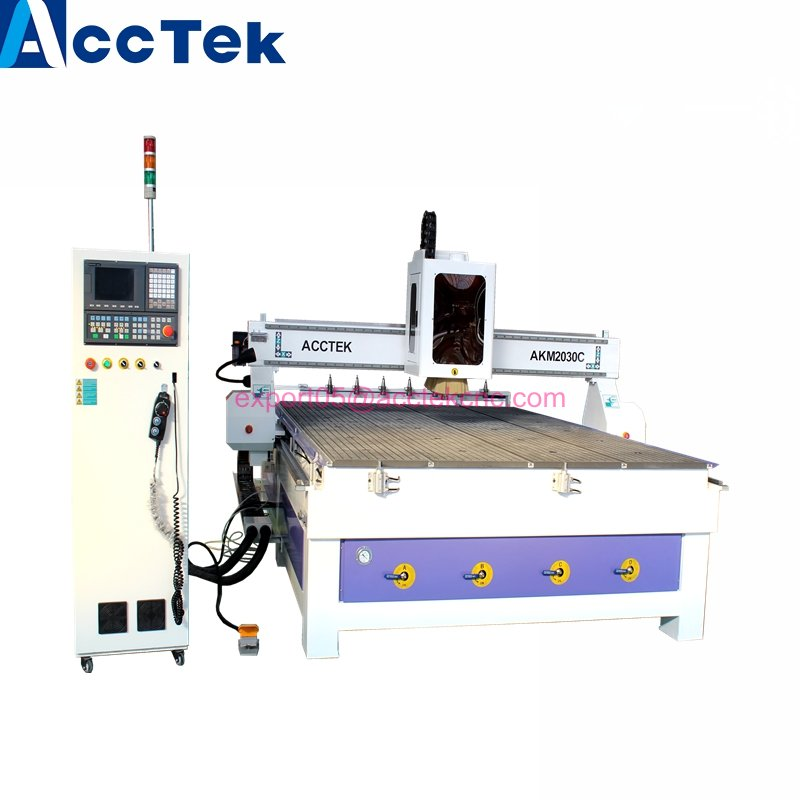 Laptop Included Furniture Tools Auto Tool Change Cnc Router Machine