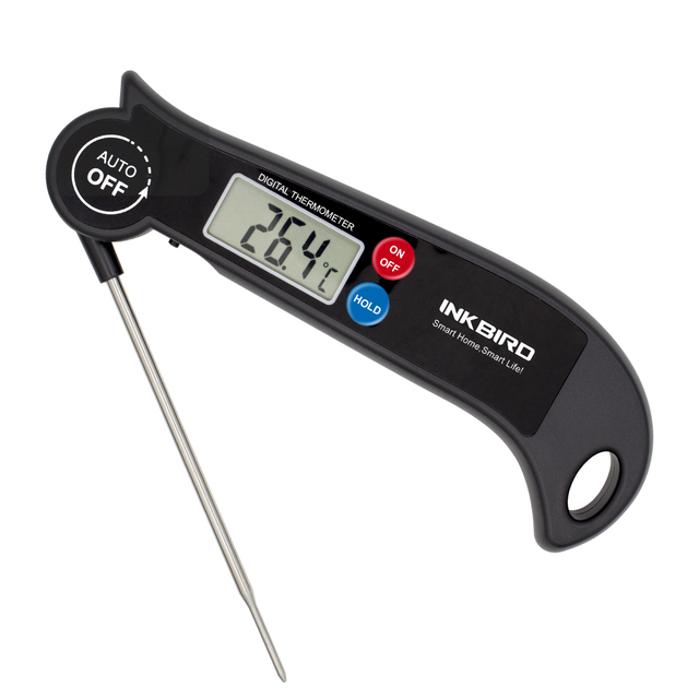 Inkbird HET F001 Meat Thermometer Digital BBQ Thermometer Electronic Cooking Food Thermometer Probe Water Milk Kitchen Oven Tool
