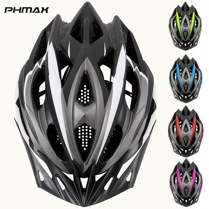 Bicycle Helmet Cycling Dutiful Phmax 2019 Bicycle Cycling Helmet Ultralight Eps+pc Cover Mtb Road Bike Helmet Integrally-mold Cycling Helmet Cycling Safely Cap