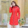 2016 medium-long down coat thickening thermal fashion