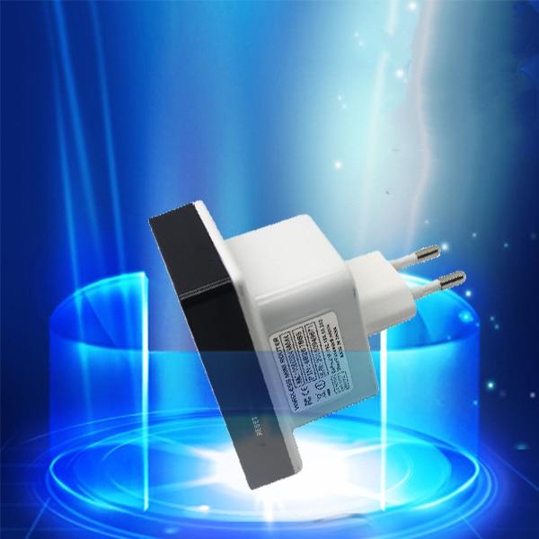 Etmakit 300 Mbps mini repetidor Wifi Wireless-N AP de alcance de 802.11N de amplificador de señal Wifi de la UE