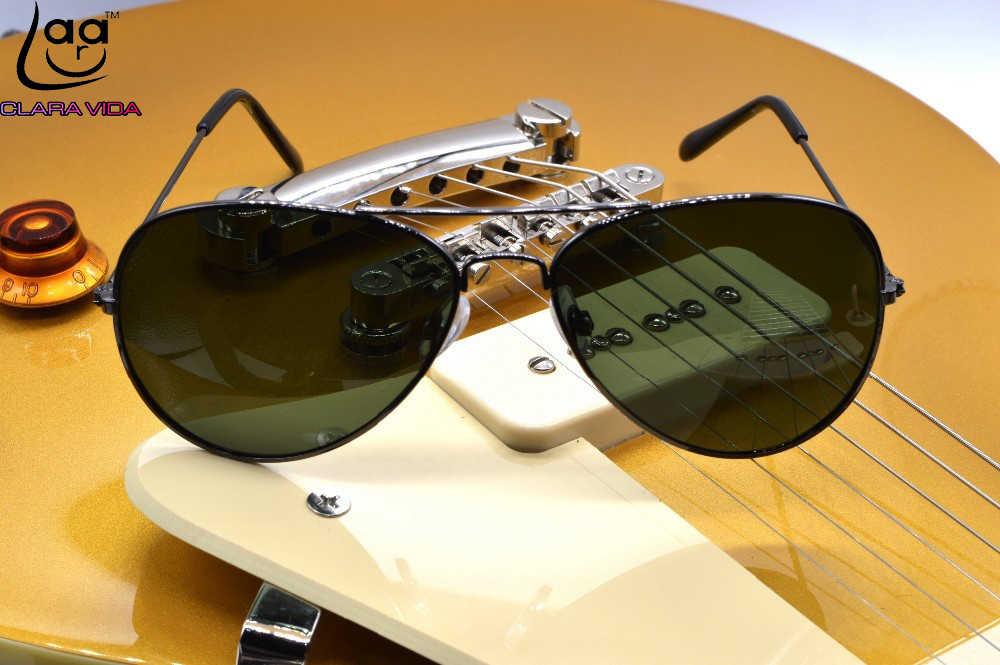 2019 新プロモーション Leesbril = · クララ Vida 読書サングラス = クラシックパイロットロックスタイル Uv400 メガネ眼鏡 + 1 + 1.5 + 2 + 4