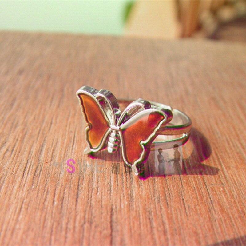 2016 модные кольца для женщин, меняющие цвет, меняющие цвет, чувственные чувства, подарок на день рождения для детей, праздничные вечерние кол...