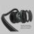 Estéreo Sport Banda Para El Cuello Auriculares Beevo HM720 Corrientes Gancho Auricular con MICRÓFONO de Reducción de Ruido 3.5mm para Los Teléfonos Inteligentes Reproductor de Música
