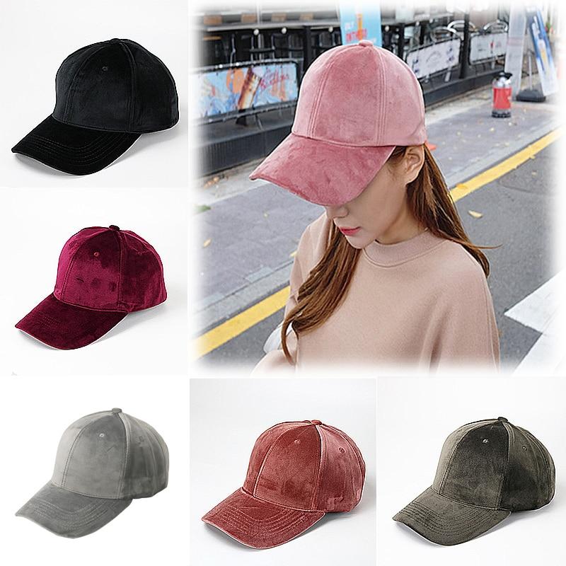 Fashion 2017 New Velvet Snapback   Baseball     Cap   New   cap   Winter Autum Hip Hop Flat Hat Casquette Bone   cap   Men&Women