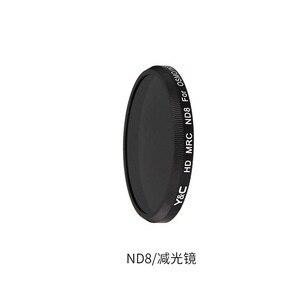 Image 2 - DJI OSMO MCUV CPL ND4 ND8 ND16 ND32 ND64 Lens Filter & kit filtro accessori Per DJI OSMO Giunto Cardanico Inspire 1 Zenmuse X3