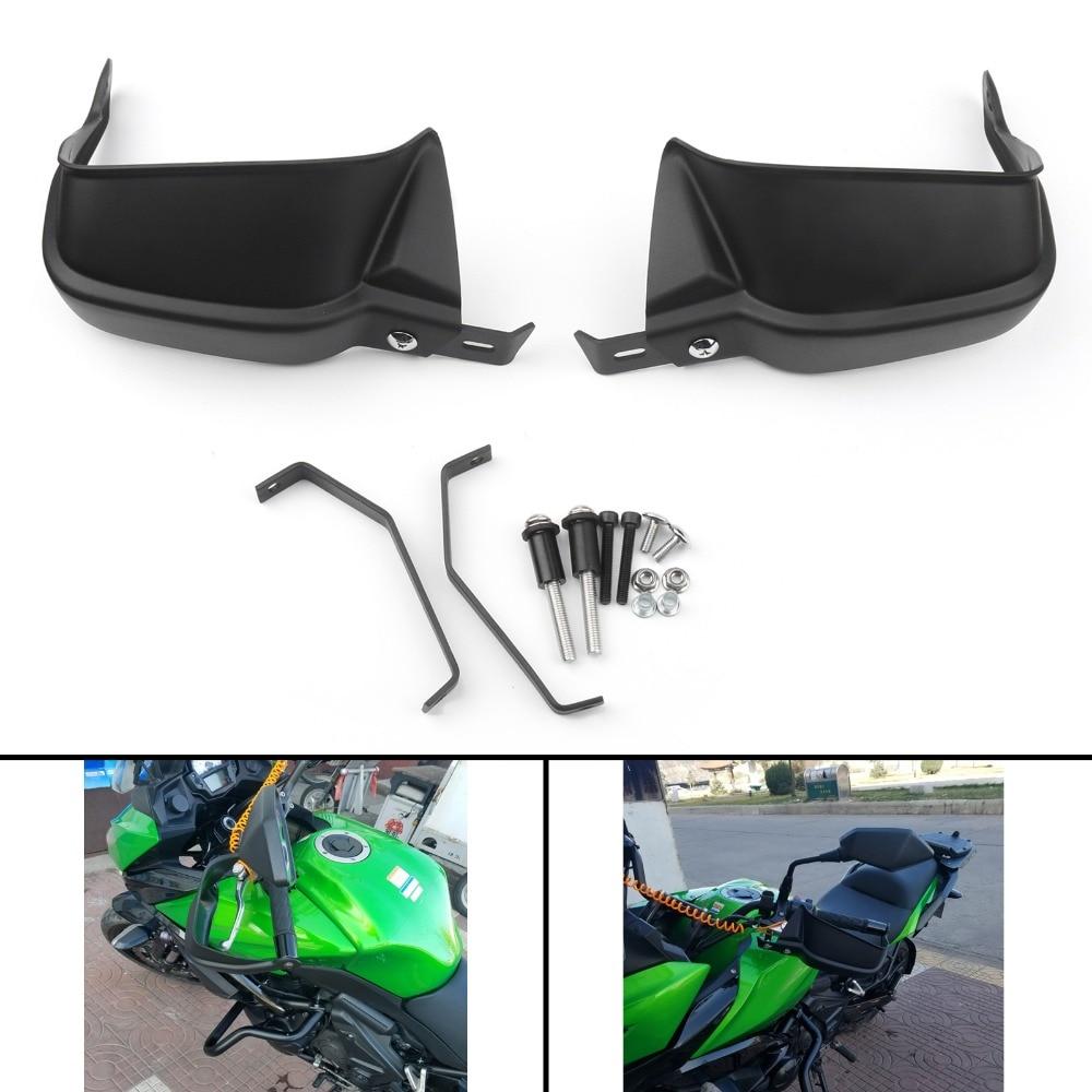 Areyourshop Moto Garde Main Coquilles Protector Kit Pour Kawasaki Z900 2017 Versys 650 Versys 1000 Moto Accessoires