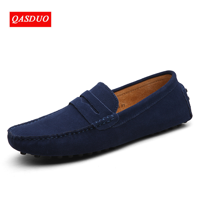 Fashion Soft Moccasins Men Loafers High Quality Genuine Leather Shoes Men Flats Gommino Driving Shoes tenis masculino adulto men luxury brand new genuine leather shoes fashion big size 39 47 male breathable soft driving loafer flats z768 tenis masculino