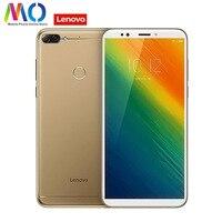Unlock Global Version Lenovo K9 Note Smartphone Android Mobile Phone 4GB 64GB ZUI 3.9 4G 6.0″ 18:9 1440×720 Snapdragon Octa-core Lenovo Phones