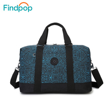 New Arrival Travel Water Proof Unisex Travel Handbags Women Luggage Travel Bag Folding Bags Green Color