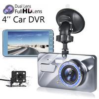 New Dual Lens   Dash   Cam Full HD 1080P 4