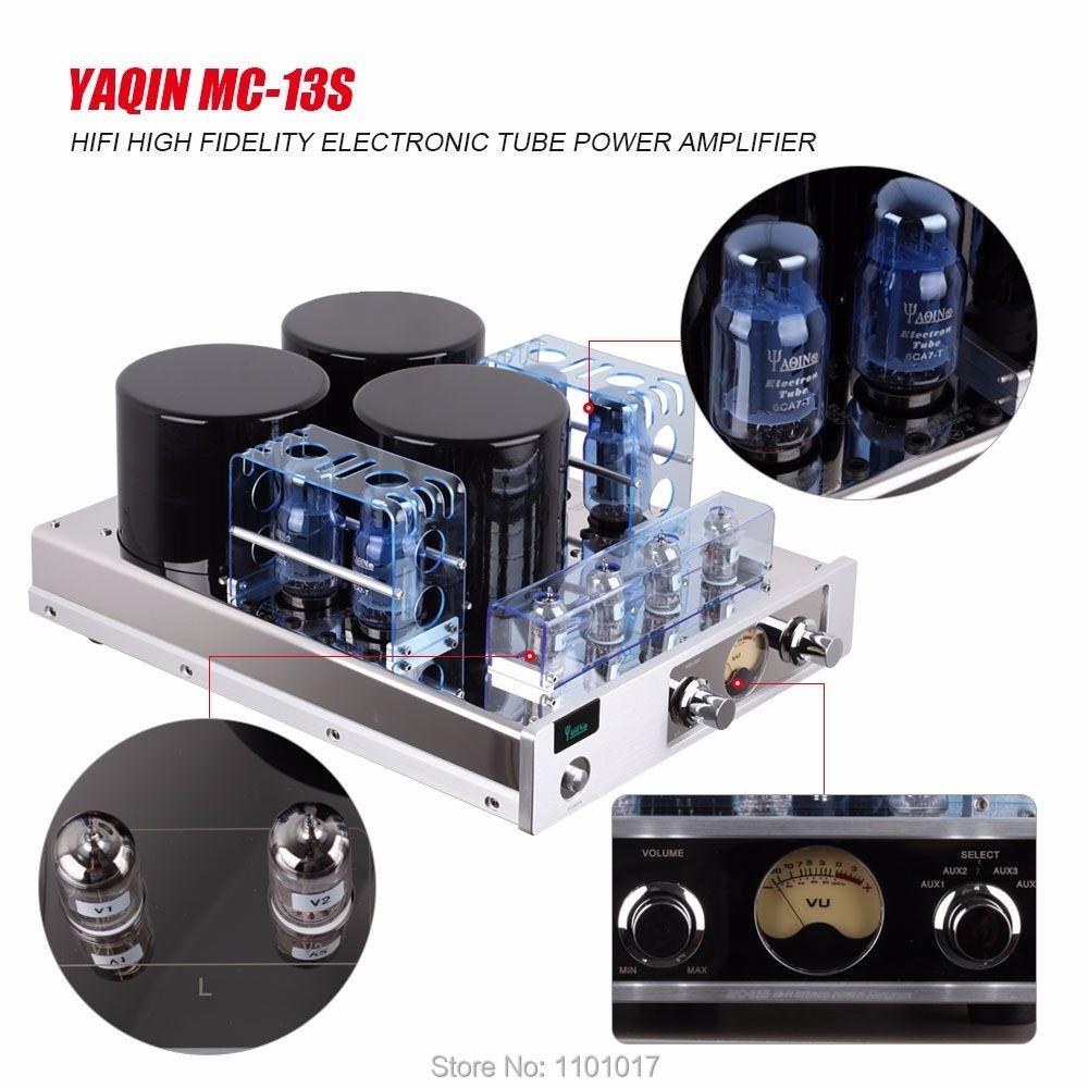 Yaqin Mc 13s 6ca7t Push Pull Tube Amplifier Hifi Exquis Lamp Power 35w Getsubject Aeproduct