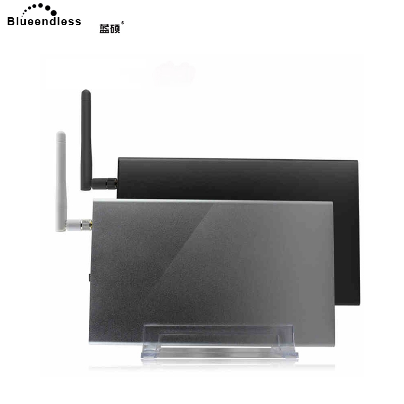 Blueendless HDD 3.5 pouce Externe Disque Dur 1 TB/2 TB/3 TB/4 TB En Aluminium HDD USB Disque Dur Wifi À Distance Disque Dur Externe