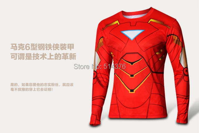 Online Shop Free shipping America Super Hero white Spiderman cycling jersey  Men spring running sport T shirt bike bicycle wear long sleeves  cdf5aca6a