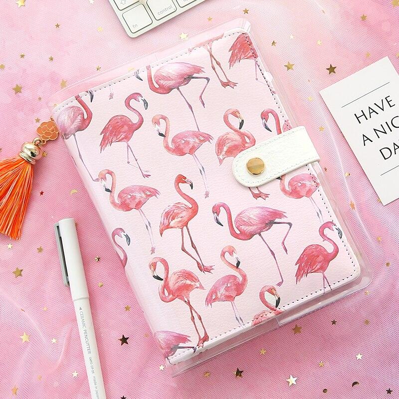 Japan Small Fresh A6 Book Set Student Notepad Notebook Plan Book Calendar Book
