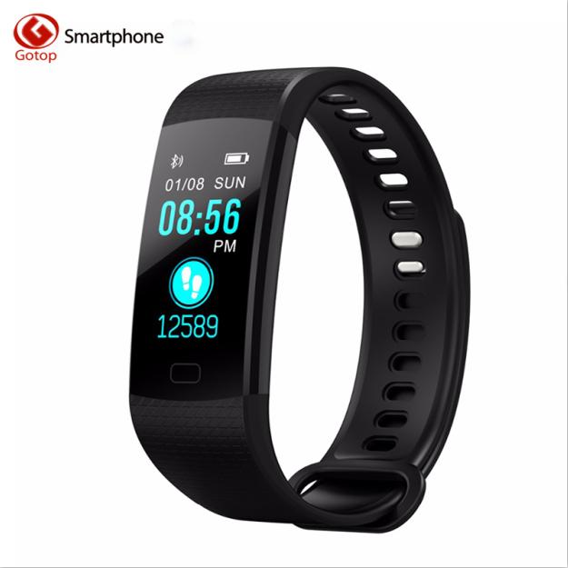 Diggro DB07 Smart Bracelet Heart Rate Monitor Blood Oxygen Monitor IP67 Fitness Tracker for Andriod IOS diggro di03 smart watch ip67 heart rate monitor pedometer fitness tracker bluetooth smartwatch sleep monitor for ios
