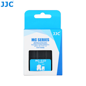 Image 5 - JJC Speicher Karte Fall 4 SD + 4 TF Kamera Mini Compact Tough Halter Wasser Beständig Lagerung Karten Box