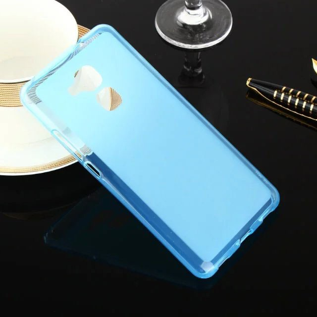 For Huawei honor 5c sweety pure color anti skid tpu case