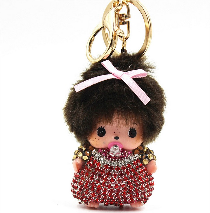 Малый Толстая Qiqi ключ сотрудники Авто сумки повесить моды ...
