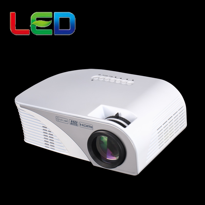 "Hiperdeal Home Cinema Theater Multimedia Led Lcd Projector: Wireless WIFI Free Gift Full Color 120""Entertainment Home"