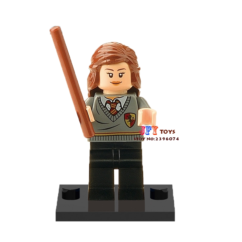Single Sale star wars Harry Potter Hermione Granger building blocks model bricks toys for children brinquedos menino 1 6 scale sa0004 harry potter and the sorcerer s stone hermione granger collectible action figures dolls gifts