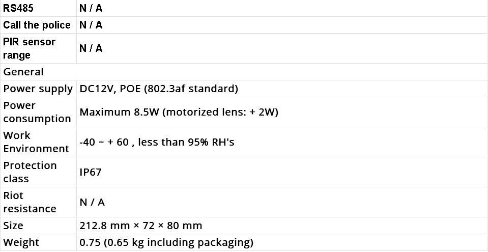 дахуа МПК-hfw4431r и-Z 2.8 мм ~ 12 мм с расстоянием Пермский Focus morrison объективным Стив 4мп камера поддержка 80 м ич диапазон ИС пи открытый камеры
