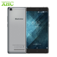 "Blackview A8 Max 16 GB 4G FDD 5.5 ""Android 6.0 Smartphone MTK6737 Quad Core 1.3 GHz RAM 2 GB Dual SIM 3000 mAh Batterie de Téléphone portable"