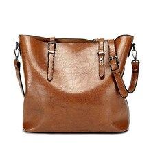 2018 Leather Handbags Bigbag Women Bag High Quality Casual Female Bags Trunk Tote Spanish Brand Shoulder Bag Ladies Large Bolsos