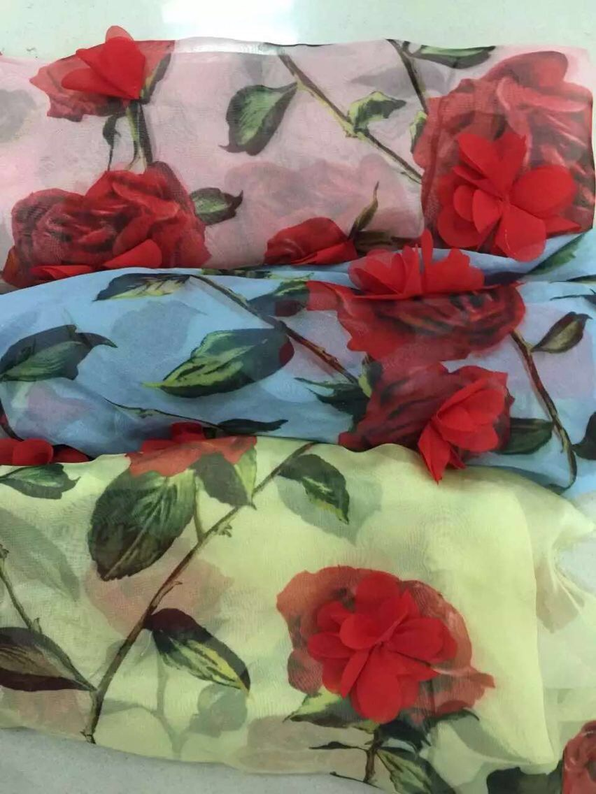 flower fabric cotton picture more detailed picture about t stage
