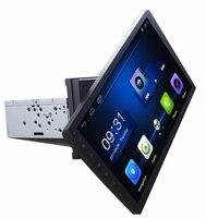 10,1 Универсальный Android 8,1 HD 1 DIN сенсорный экран Восьмиядерный 2G ram + 32G rom автомобильный стерео с радио, gps, wifi 4G BT DAB DTV Зеркало Ссылка
