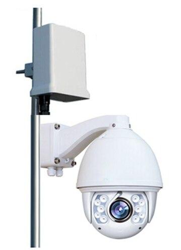 Открытый купольные IP Камера 20x Оптический зум 2 мегапикселя 1920*1080 HD Wifi беспроводной ИК 150 м IR С смартфон Посмотреть