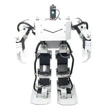 Assembled 17DOF Robo-Soul H3.0 Biped Robotic Humanoid Robot with LD-1501 Servos & Controller for DIY Arduino