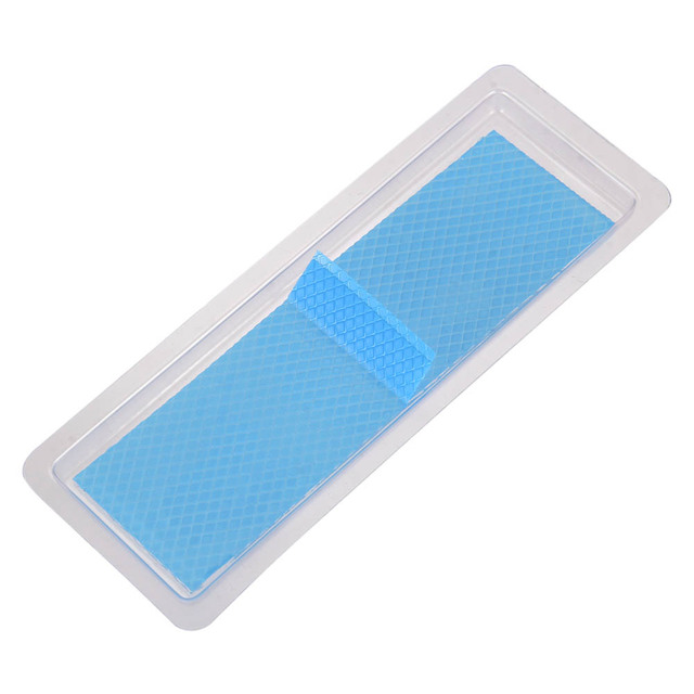 Silicone Removal Patch Reusable Acne Gel Scar Therapy Silicon Patch Remove Trauma Burn Sheet Skin Repair Hot Mdf 3
