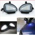 VW GOLF 6 touran  LED car under mirror light lamp free error 12v DC input