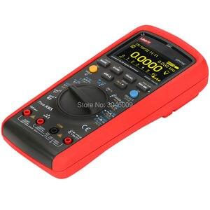Image 5 - UNI T UT171C multimètre numérique RMS industriel/affichage OLED/entrée basse impédance LoZ/mesure de fréquence VFC/USB/Bluetooth