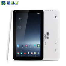 "IRULU Arrvial eXpro X1 Plus Tablet Android 6.0 Multi Touch G Sensor Dual Cámaras ROM 16 GB 10.1 ""Tablet PC 1024*600 Pantalla"