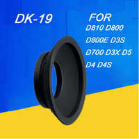 DK-19 Rubber Eyecup Eye Piece For NIKON df D2X D2H D3 D3S D3X D4 D4S D700 D800 D800E D810 Dslr camera accessories DK19 Rubber
