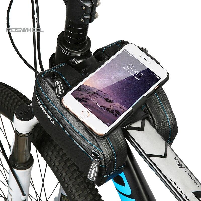 ROSWHEEL 2019 Անջրանցիկ հեծանիվ պայուսակ Mtb - Հեծանվավազք - Լուսանկար 3