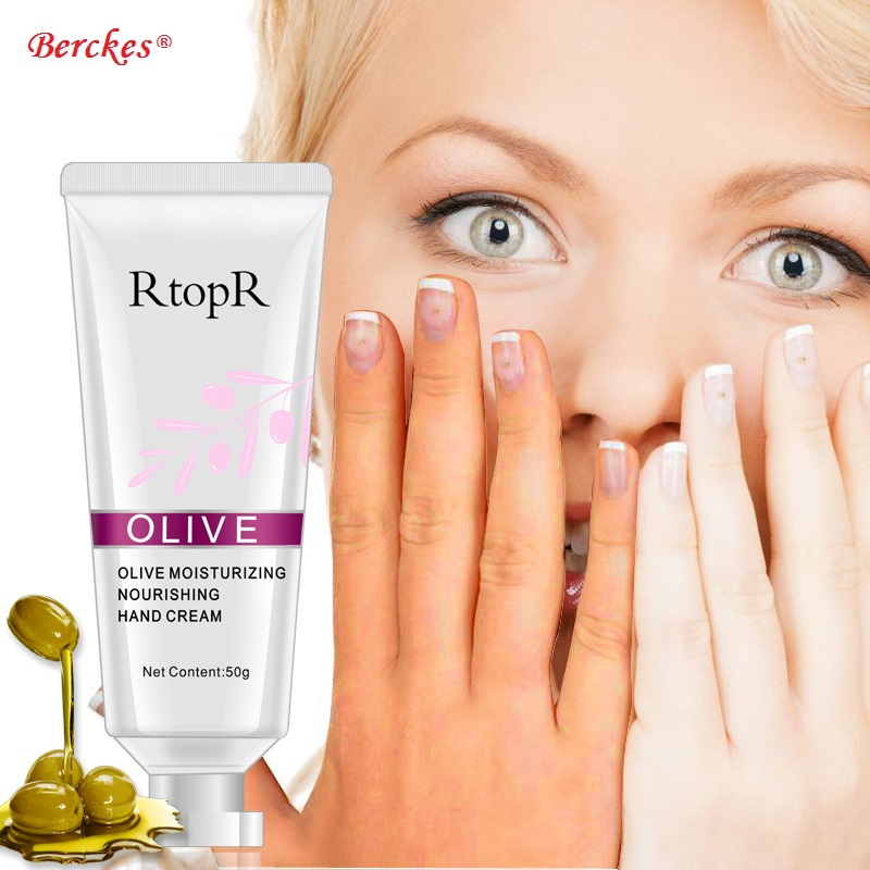 HOT New Olive Oil Serum Hand Cream Repair Nourishing Hand Care Anti Weathering Anti-Aging Moisturizing Whitening Hand Cream цена