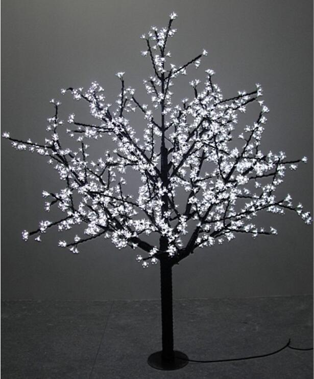 6 kleur led kersenbloesem boom licht led kunstmatige boom for Kleur led lampen
