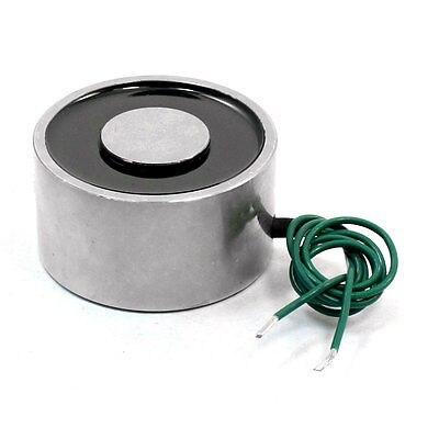 50Kg/110Lb Holding Electromagnet Solenoid Lift Electric Lifting Magnet DC12V