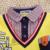 Camisetas de los muchachos 2017 de Primavera y Otoño de la Largo-manga de la Camiseta 100% los niños del Algodón de la Camisa Básica Niños Faux de Dos Piezas Encabeza 90-158 cm